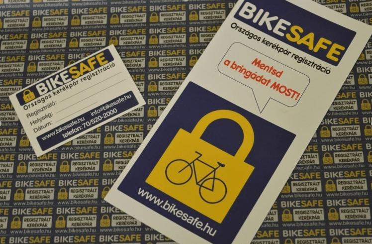 Bikesafe felhívás